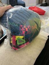 49-52cm Bolle Quiz Ski Helmet Matte Navy Bear