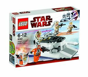 LEGO  Star Wars - 8083 - Rebel Trooper - Battle Pack