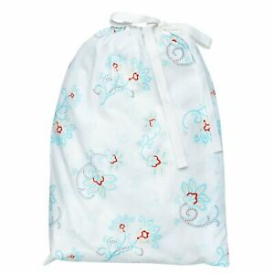 Organic-Fitted-Crib-Sheet-in-a-Bag-Princess-Petal-Poplin-by-Under-the-Nile