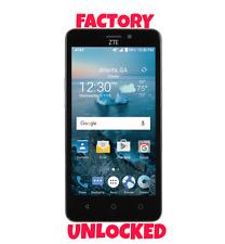 "NEW ZTE Maven 2 Z831 -8GB- (FACTORY UNLOCKED) 5"" 4G LTE Cell Phone - Dark Gray"