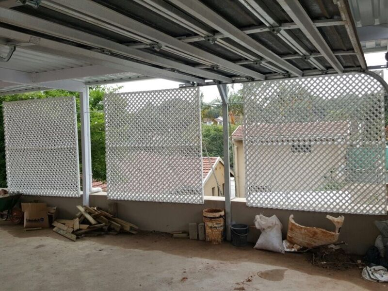 Trellises for fencing and screening or for decorative use | Hillcrest |  Gumtree Classifieds South Africa | 174410180