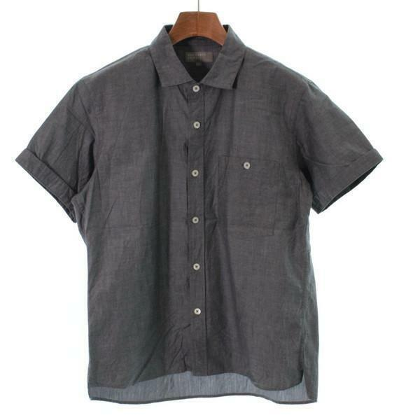 MARGARET HOWELL  Casual Shirts  034875 Grey S