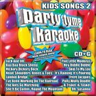 Party Tyme Karaoke: Kids Songs, Vol. 2 by Karaoke (CD, 2012, Sybersound Records)