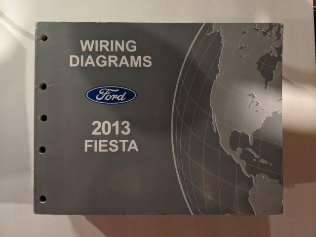 2013 Ford Fiesta Wiring Diagram Manual