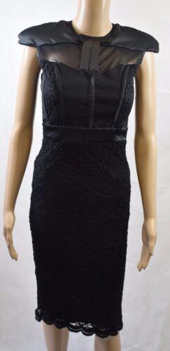 Bnwt Tempest Black Hunter Midi Dress Size All Sizes!
