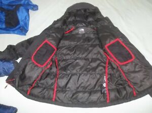 397a2ae74 Details about The North Face Prism Optimus Baffled Nuptse Goose Down Pertex  Summit Jacket Coat
