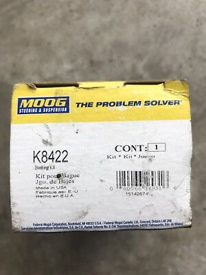 Rack and Pinion Mount Bushing Moog K100187