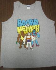 BURTON snowboard 2012 promotional BOARD OF HEALTH tank top LG ~NEW~!!