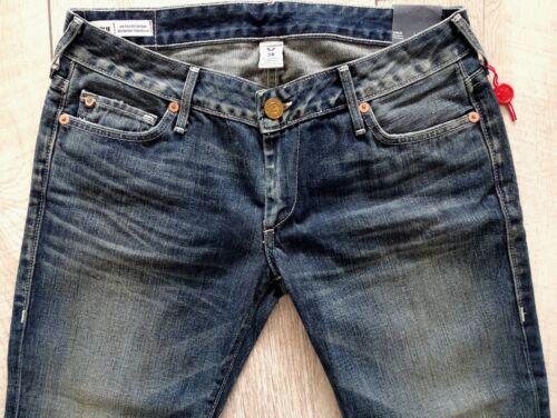 Bell Karlie True 4 Religion Neu 28 Rise Bottom donna Gr Low Capri Jeans Crop 3 H55XrncW