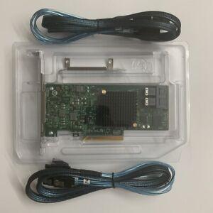 OEM LSI MegaRAID 9341-8i Single 8-Port SATA//SAS PCI-E 3.0 12Gb//s Controller Card