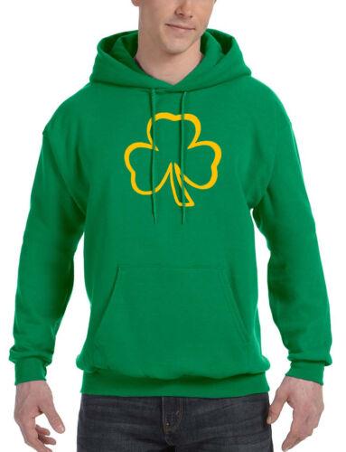 trébol con verde los Irish capucha St hombres de Patrick's sudadera Esquema la Ireland hoja del V513 Beer de qzCPxwf