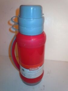 Coleman-1-75-QT-Insulated-Plastic-Bottle-BPA-Free-w-2-cups