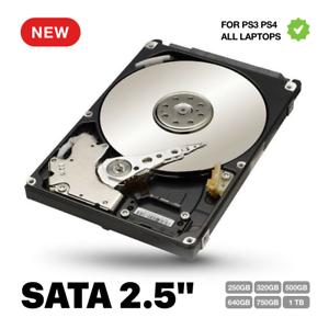 Laptop-2-5-034-SATA-Internal-Hard-drive-500GB-640GB-750GB-5400RPM-NEW-HDD-PS3-PS4