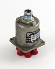 Db Products Inc 6s02002 Rf Coaxial Switch 28vdc Sp6t Rtk07 8 7p