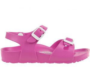 Birkenstock Rio Kids EVA Neon Pink 126163