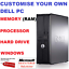 FAST-DELL-OPTIPLEX-COMPUTER-TOWER-DESKTOP-PC-CUSTOMISE-RAM-HDD-PROCESSOR-WINDOWS thumbnail 1