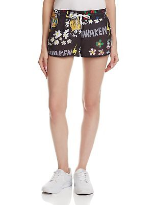 GüNstig Einkaufen Adidas Originals Women's Pharrell Williams Running Shorts Fitness Black Floral Professionelles Design
