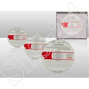 audi update software cd mmi2g high a6 4f a8 4e q7 4l version v 5570 operating sw ebay. Black Bedroom Furniture Sets. Home Design Ideas