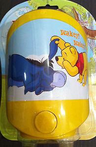 Nachtlicht LED Winnie Pooh Magic Light Longlife ca:17x14x7cm   eBay