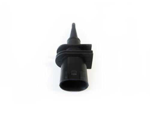 OE Replacement Air Temperature Sensor+Connector+Wiring For BMW E38 E39 E46 E52