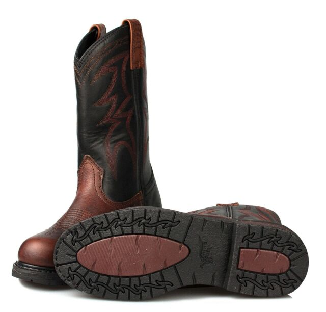 Red Wing Shoes Pecos BOOTS Steel Toe