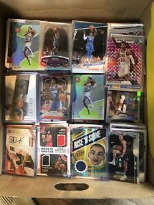 NBA-Card-lot-20-Mystery-Cards-Including-Zion-Williamson-And-Ja-Morant-Rookie