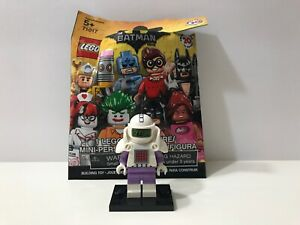 LEGO Batman Movie Series 71017 Calculator Minifigure New 18