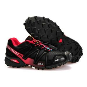 Women-039-s-Athletic-Salomon-Speedcross-4-Sneakers-Running-Outdoor-Hiking-Shoes-new