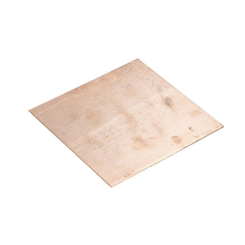 Hot Sale 99.9/% Pure Copper Cu Metal Sheet Plate 100x100x1mm fashion new FJ
