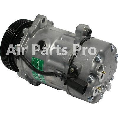 Sanden 4034 Compressor w//Clutch NEW OEM