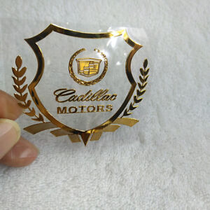 New-Car-Auto-Window-Sticker-Emblem-Badge-Decal-Accessories-Fit-for-Cadillac