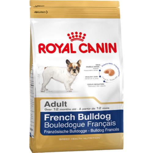 Royal Canin Breed Health Specific French Bulldog Adult Dog Food 9KG Bag