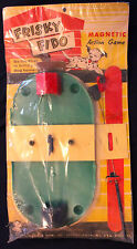 Original Vintage Hassenfeld Bros Frisky Fido Magnetic Action Game UNOPENED