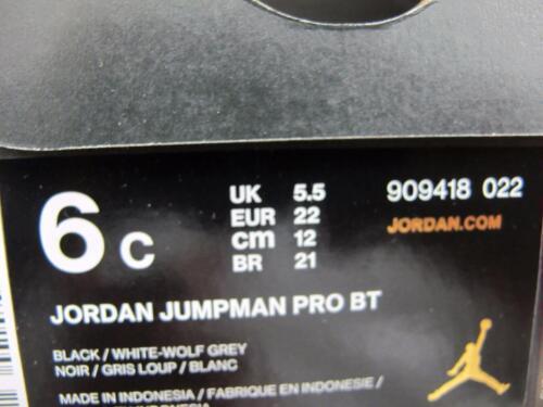 BRAND NEW TODDLERS JORDAN JUMPMAN PRO 909418-022