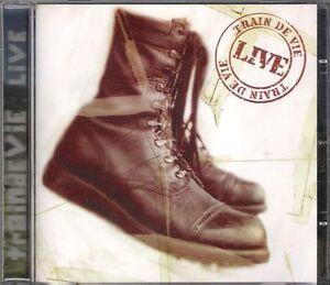 """TRAIN DE VIE - RARO CD """"LIVE"""" FINARDI DE ANDRE' BATTIATO VECCHIONI - Italia - TRAIN DE VIE - RARO CD """"LIVE"""" FINARDI DE ANDRE' BATTIATO VECCHIONI - Italia"""