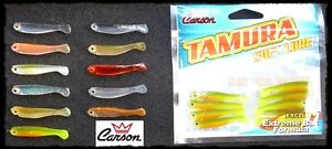 ESCA-ARTIFICIALE-GOMMA-SHAD-SILICONICI-PESCA-SPINNING-BASS-TROTA-ROCK-FISHING
