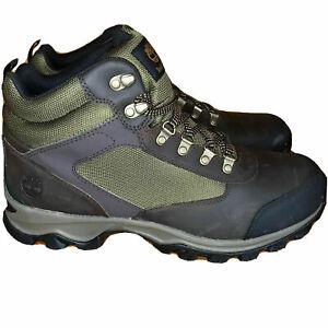 Keele Ridge (Dark Brown) Hiking Boots