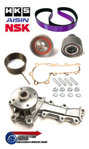 HKS-Cambelt-Timing-Belt-Kit-amp-Water-Pump-For-R33-GTS-T-RB25DET-Skyline