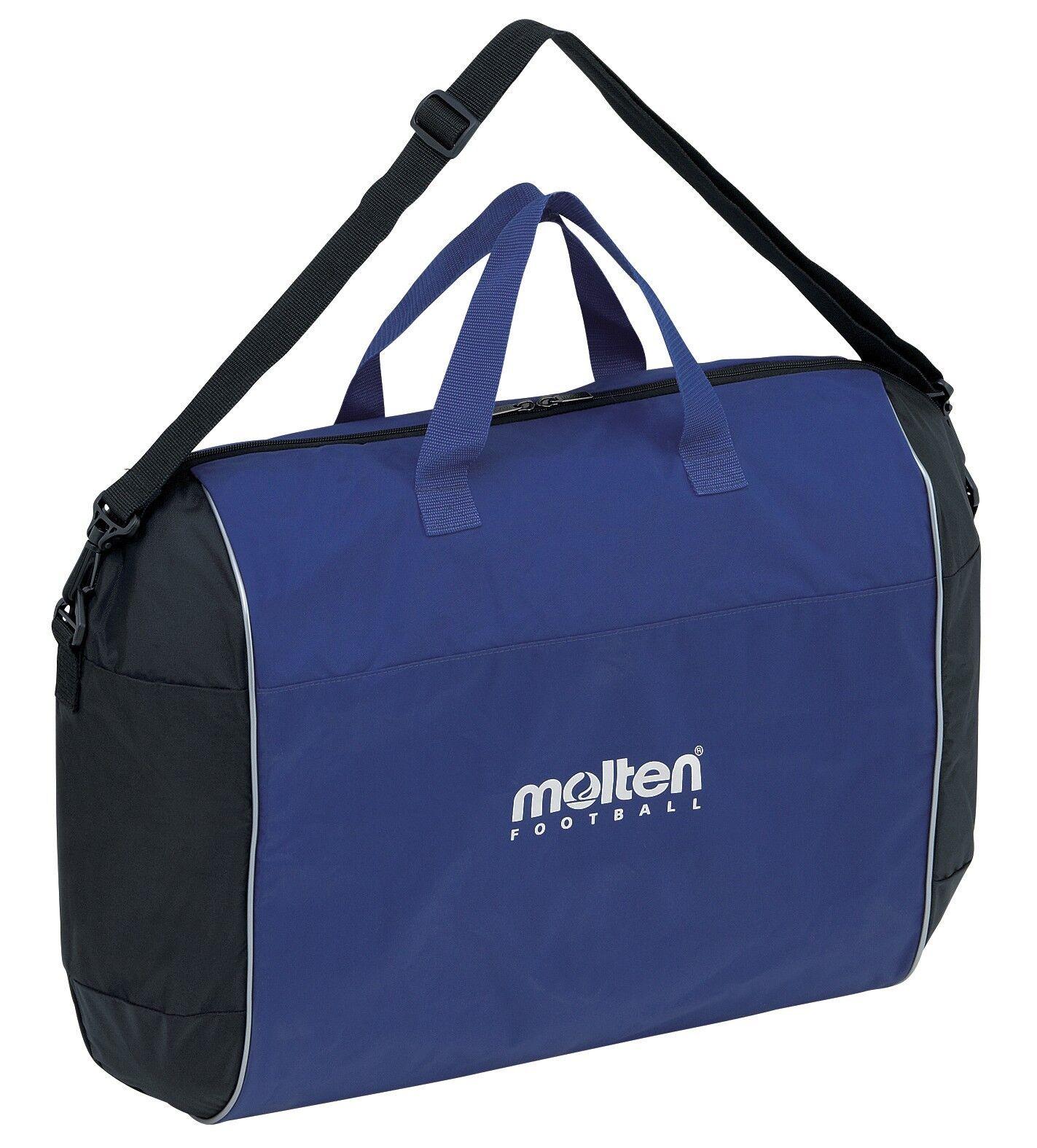 Molten FBAG6 Large 6 Ball Capacity Sports Football Basketball Carrying Bag