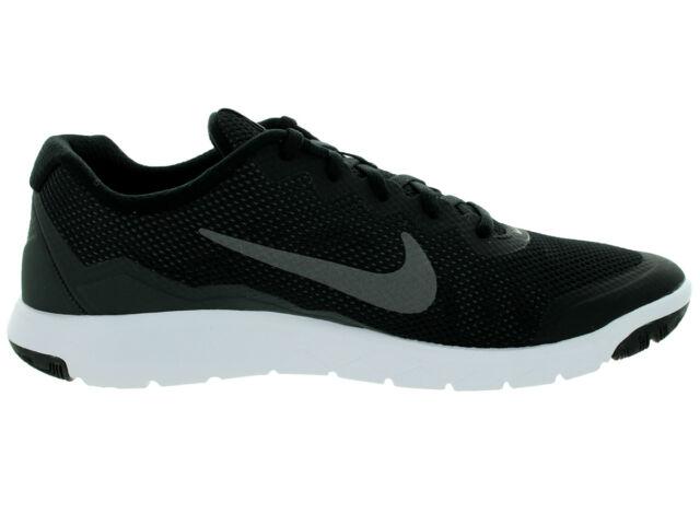 dd920fa08e0 New Nike Mens Flex Experience RN 4 Black Athletic Cross Training Shoes Size  7