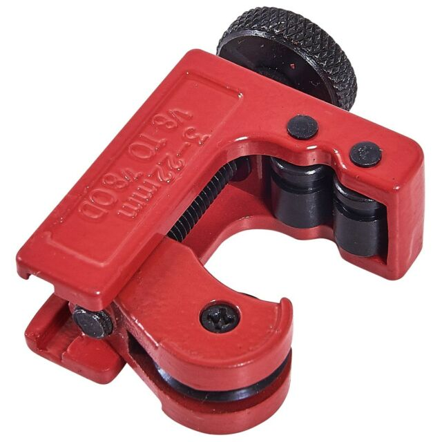 3-22mm Mini Tube Cutter Plumbing Brake Line Mini Cutting Tool Copper Pipe