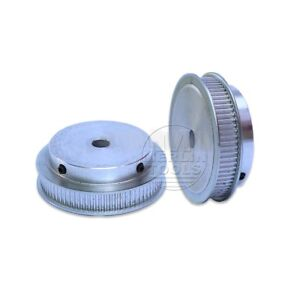 3M 3mm Pitch 14 - 72 Teeth Timing Belt Pulley 17mm Tooth wide - Select Bore dia.