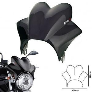 Windscreen Puig WV for Suzuki SV 650// 1000 fly screen dark smoke