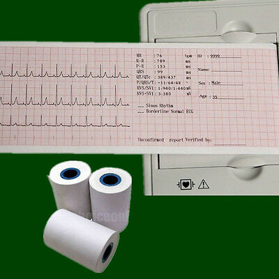 Thermal Printer paper for ECG EKG machine device Patient Monitor 50mm*20m Good