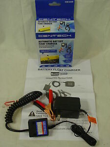 Automatic-12V-Battery-Float-Charger-Maintainer-12-Volt-Polaris-ATV-Snowmobile