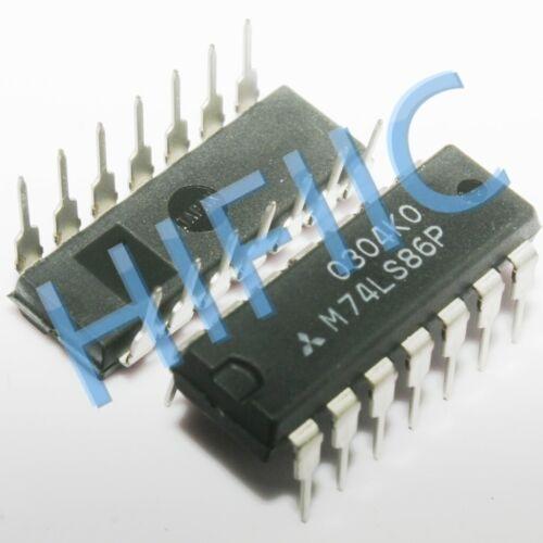 1PCS//5PCS M74LS86P DIP14 IC