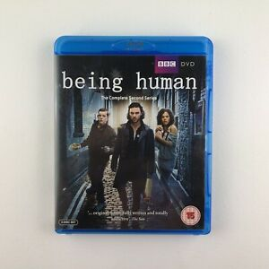 Being Human - Series 2 - Complete (Blu-ray, 2010)