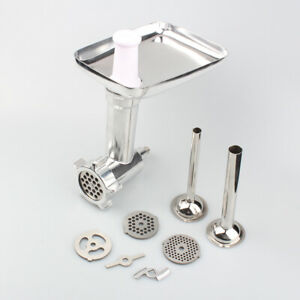 1pc-Stainless-Meat-Grinder-Food-Chopper-Attachment-For-Kitchenaid-Stand-Mixer
