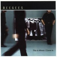 Bee Gees This is where I came in (2001) [CD]
