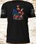 Smith-Wesson-FN-POF-Mauser-USA-Drapeau-Army-manches-T-shirt-S-4XL miniature 5